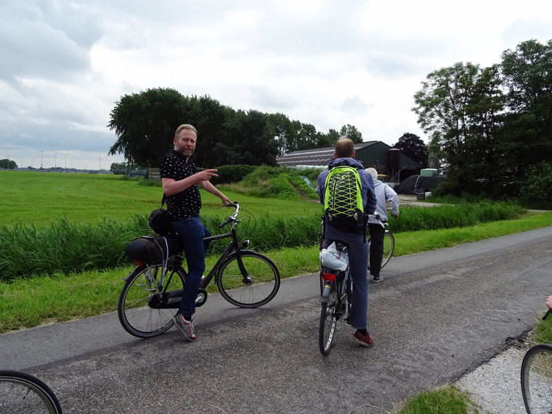 Gasroute Groningen, opening ride